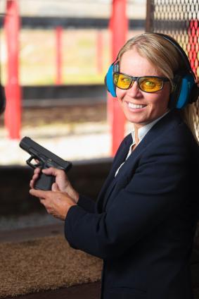 Texas Concealed Handgun License Shooting